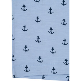 super.natural Ocean T-shirt Homme, skyway/navy blazer men anchor allover print